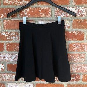 Forever 21 Black Skater Skirt X-Small
